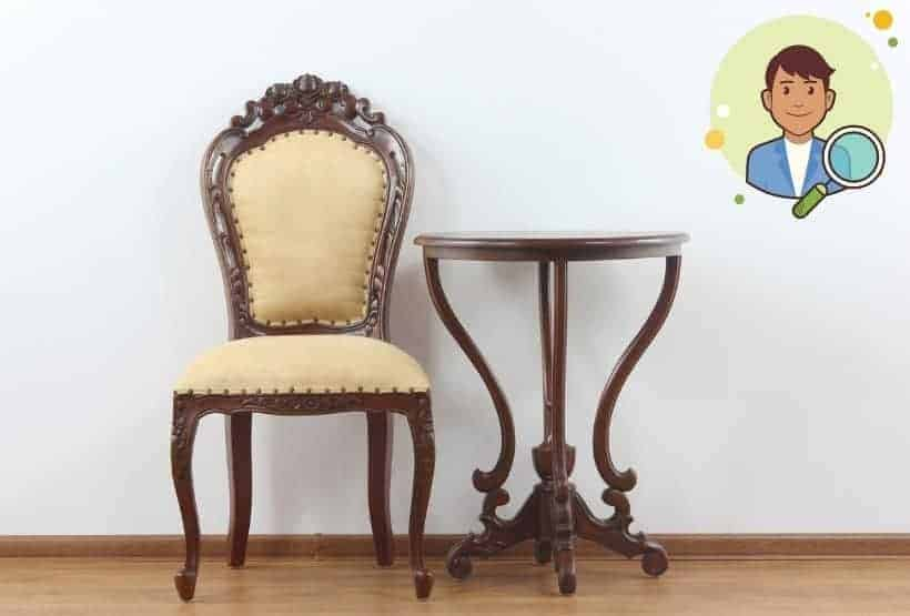 identify my antique furniture