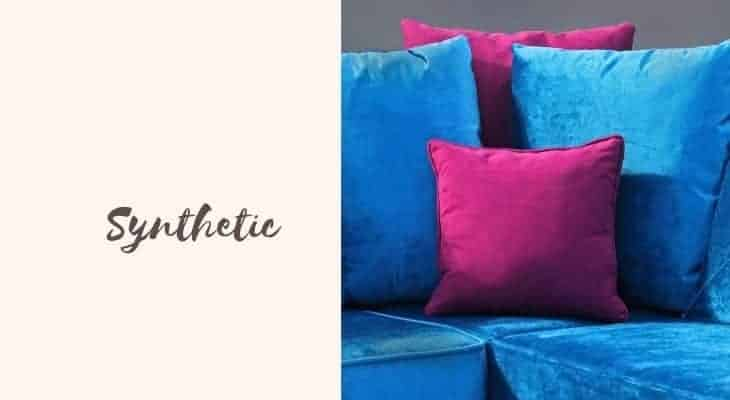 synthetic material for a couch