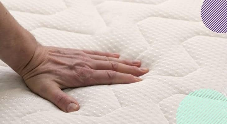 how to get urine out of memory foam mattress