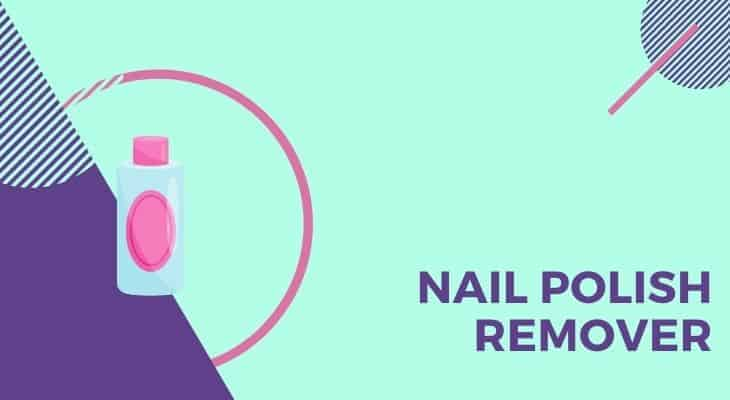using rail polish remover