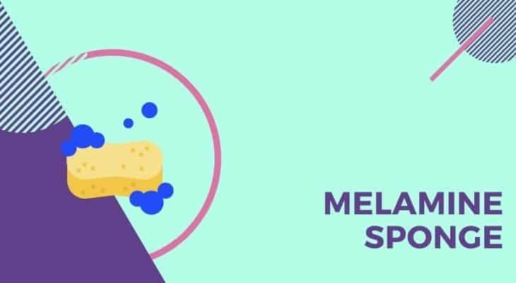 using sponge