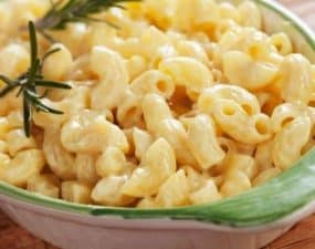 what can you substitute for milk in mac and cheese